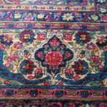 nice early Persian rug