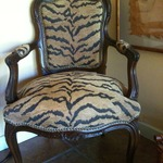 antique decorative chair