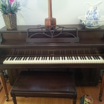 Kohler & Campbell spinet piano