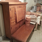 vintage cabinetry