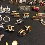 cuff link collection