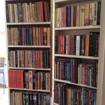 over 2,500 book titles to choose from