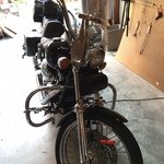 2001 Harley Davidson electric start 5,000 miles!