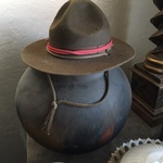 pot and hat