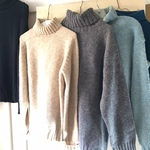 vintage wool men's sweaters