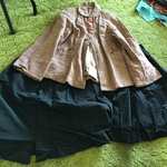 women's vintage clothing XL