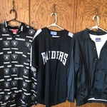 raiders jackets