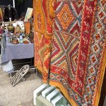 vintage Moroccan rugs, 'as is'