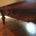 pool table AMC barely used!