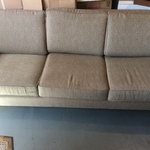 practically new couch