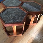 Brown saltman tables