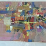signed abstract art