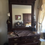 Edwardian bedroom set
