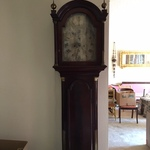 1850's Hanley London tall case clock