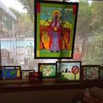 beautiful handmade stained glass
