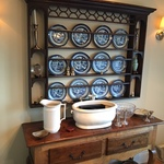 great selection Chine blue & white plates