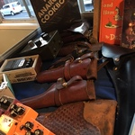 distortion pedals and holsters