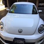 2012 VW Bug with low 74,000 miles, 2nd owner