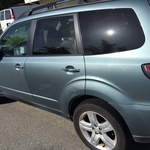 2009 Subaru Forester Side
