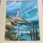 Nov Lighthouse Art