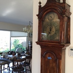Nov Tall Case Grandfather Clock