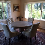Piedmont Dining Table With Rug