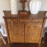 Piedmont Inlaid Chest