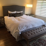 Piedmont Master Bedroom