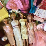 San Mateo Vintage Barbies