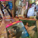San Mateo Newer Barbies