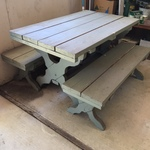 San Mateo Picnic Table