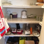 San Mateo Kitchen Cupboard