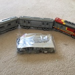 San Mateo Lego Train