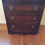 San Mateo Little Cabinet