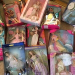 San Mateo Newer Barbies More