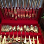 San Mateo Silverplate