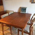 Albany Dining Table Second