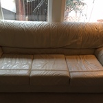 Berk Leather Sofa