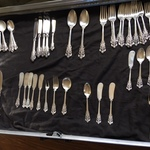 Paramount Sterling Flatware